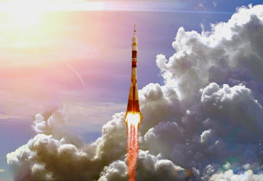 Space Militarisation - Shutterstock.com
