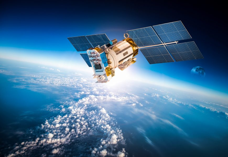 Space is not a high ground - Shutterstock.com