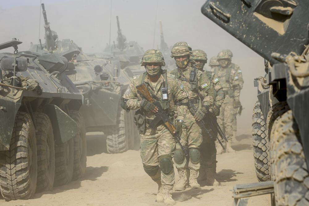 Read more about the article Central Asia looks at Afghanistan under Taliban rule