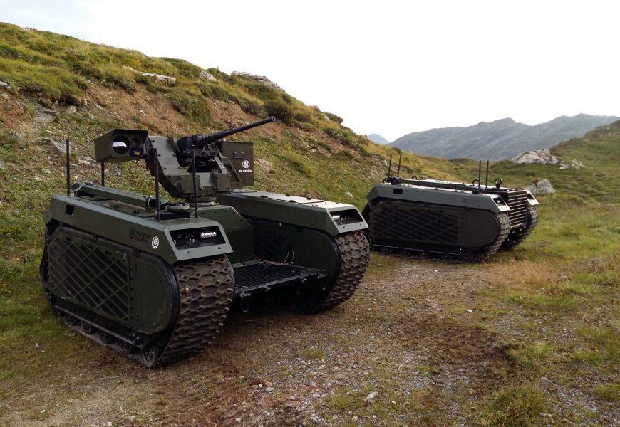 Autonomous Weapons - businesswire.com