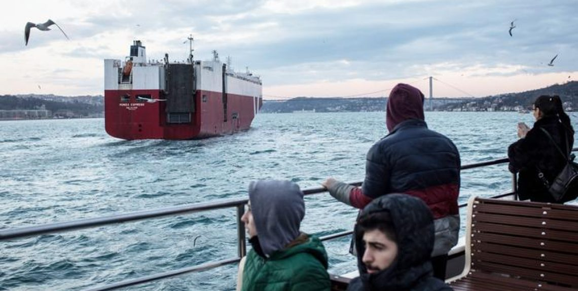 Istanbul Canal - Cella