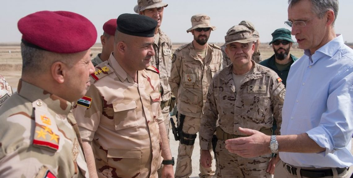 NATO Iraq FFT
