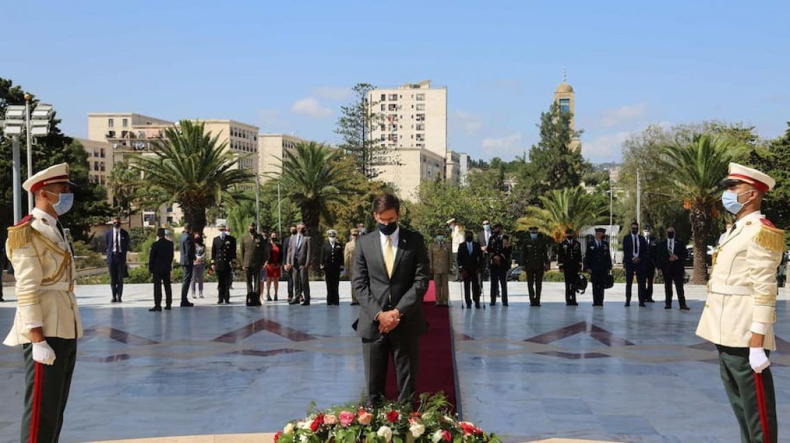 NDCF - Maghreb October 2020