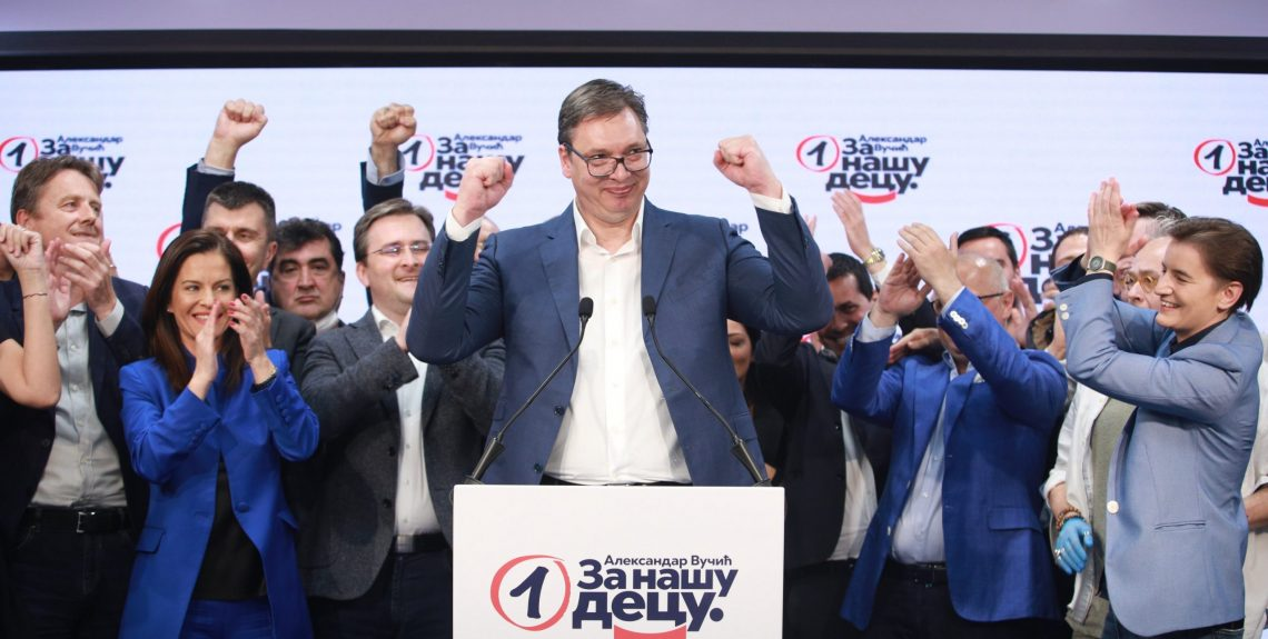 NDCF - ST Balkans April 2020