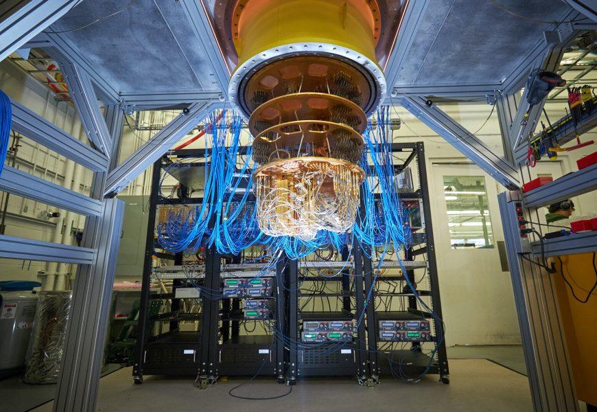 Quantum Computer - source phys.org