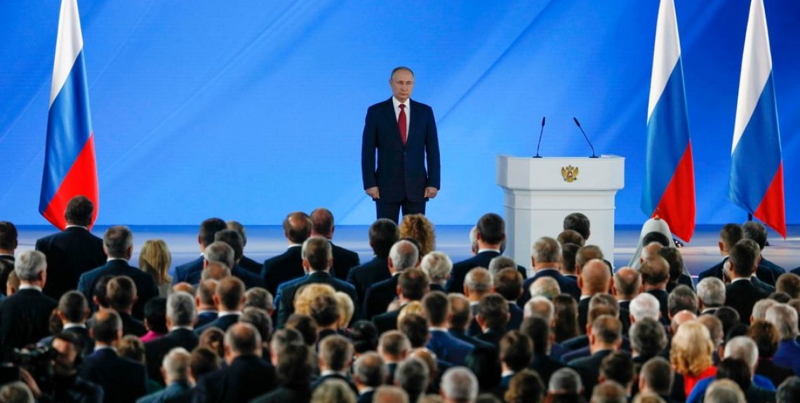 Russia's Reforms - D'Agostino